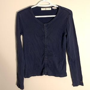Long sleeved Tommy Hilfiger Shirt